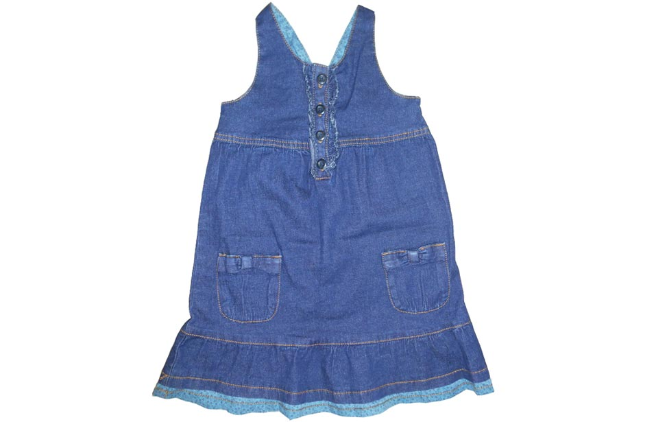 Girls Pinny